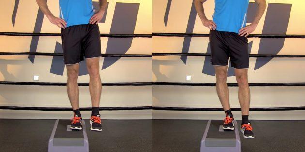 Как укрепить средние ягодичные мышцы: упражнение