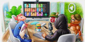 В Telegram появились групповые видеозвонки и функция трансляции экрана