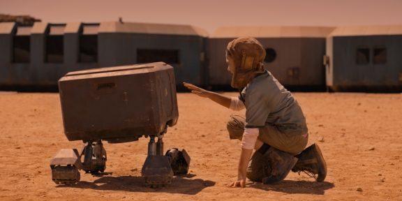 Вышел трейлер фильма «Поселенцы» о первых жителях Марса