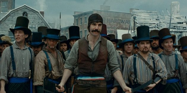 Кадр из фильма «Банды Нью-Йорка»