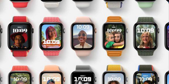 Apple представила watchOS 8 с новыми циферблатами и улучшением «Дыхания»