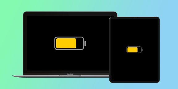 В iPadOS 15 и macOS Monterey появился энергосберегающий режим. Вот как его включить