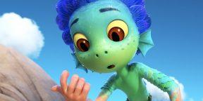 «Лука» не похож на последние мультфильмы от Pixar. И в этом есть своё очарование
