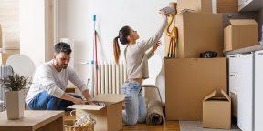 8 вещей, о которых надо позаботиться при переезде в другой город