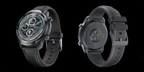 Выгодно: смарт-часы TicWatch Pro 3 с Google Pay за 16 999 рублей