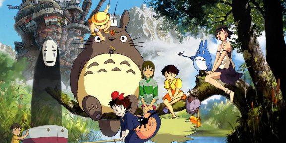 Дизайнеры воссоздали уникальные интерьеры из мультфильмов студии Ghibli