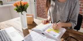 Как планировать дела по методу ALPEN и всё успевать