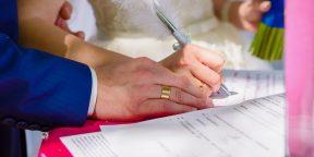 9 причин зарегистрировать брак, даже если кажется, что штамп не имеет значения