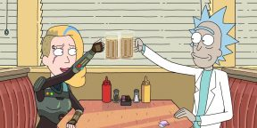 Выходит 5-й сезон «Рика и Морти». 1-я серия насмешит вас пошлой пародией наАквамена и вызовет ностальгию по «Хроникам Нарнии»