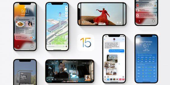 Apple не будет заставлять переходить на iOS 15 и продолжит поддержку iOS 14