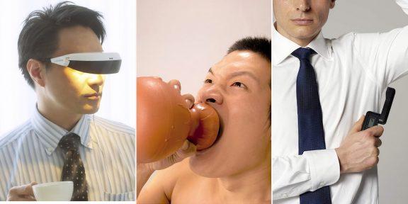 10 нелепых японских изобретений, которые всё же могут быть полезны
