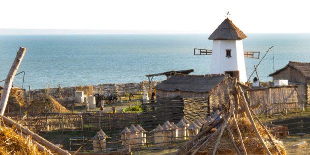 Отдых в России: Тамань