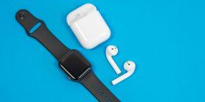 Новая утечка подтвердила анонс AirPods 3 и Apple Watch Series 7 в этом году