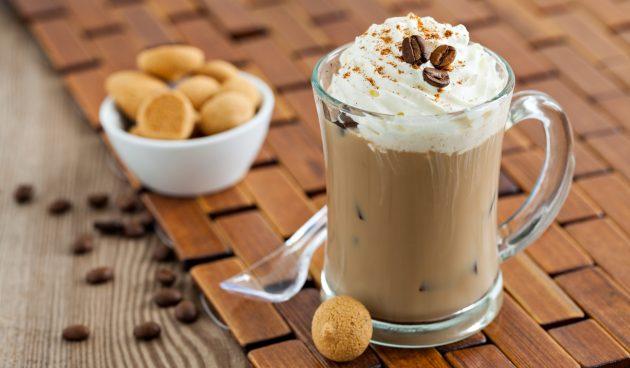 Холодный кофе по-мексикански