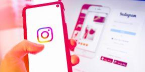 Instagram запустил в России музыку в «Историях»