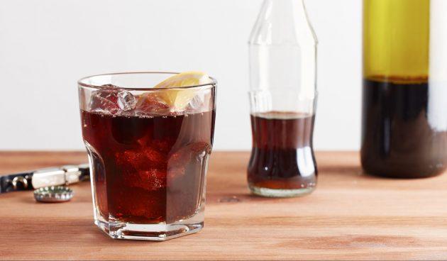 Калимочо — оригинальный напиток из колы