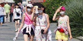Когда в России спадёт аномальная жара