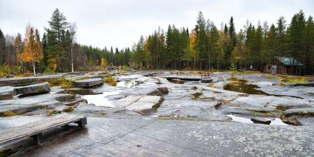 Отдых в России: Залавруга