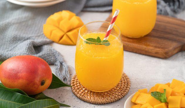 Лимонад с манго