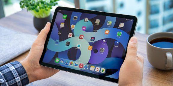 iPad 2022 года могут перейти на OLED-дисплеи