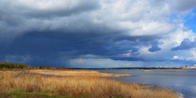 Отдых в России: национальный парк «Нижняя Кама»