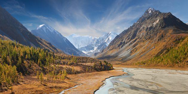 Отдых в России: Алтай