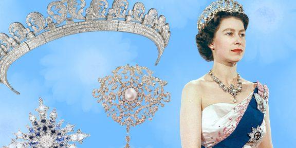 Какие тайные послания передают украшения британской королевской семьи