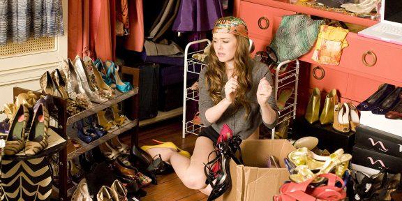 9 веских причин расхламить шкаф с одеждой