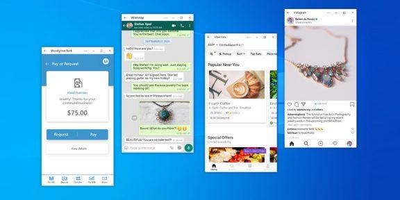 Windows 11 может получить поддержку Android-приложений