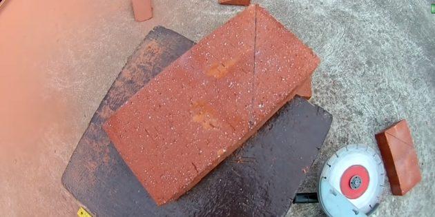 Как сделать тандыр своими руками: Распилите ещё 3кирпича