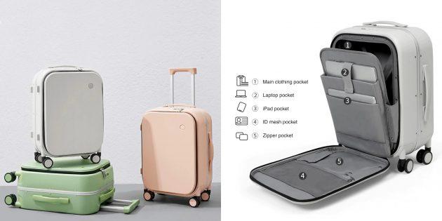 Чемоданы и сумки: Mixi