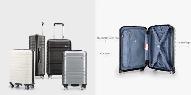 Чемоданы и сумки: Oiwas