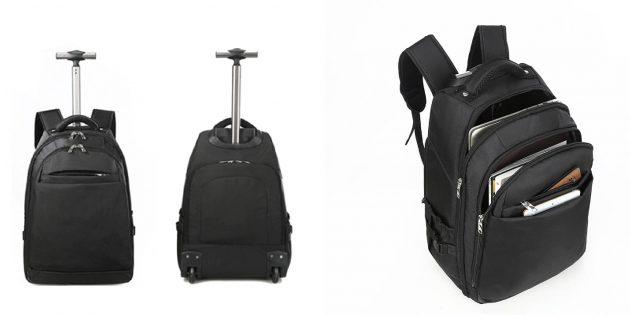 Чемоданы и сумки: Aequeen