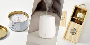 10 ароматизаторов для создания уютной атмосферы дома