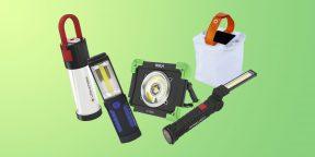 10 качественных кемпинговых фонарей с AliExpress и из других магазинов