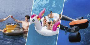 10 товаров для активного отдыха на воде