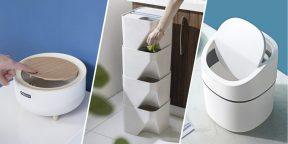 10 товаров с AliExpress для сбора мусора дома