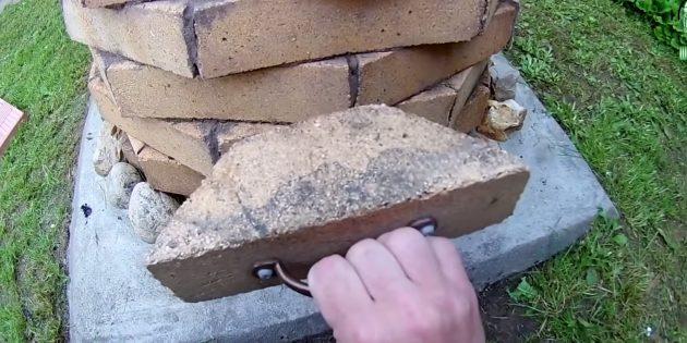 Как сделать тандыр своими руками: Сделайте заслонку