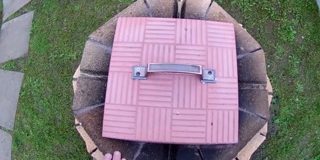 Как сделать тандыр своими руками: Изготовьте крышку