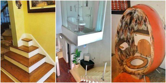 18 фото ужасного домашнего дизайна, от которого становится не по себе