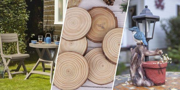 16 товаров, которые помогут создать уют на даче