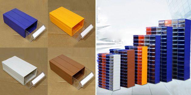 Органайзеры для инструментов: ящики для мелочей