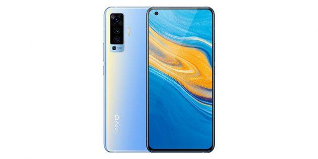 Смартфон Vivo X50