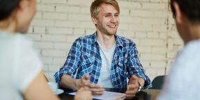 Лайфхак: как не провалить первое собеседование