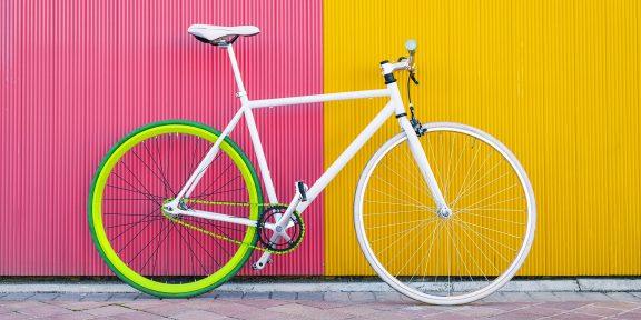 Как правильная посадка на велосипеде спасёт ваши колени
