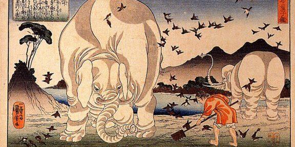 12 самых удивительных и опасных существ из японской мифологии