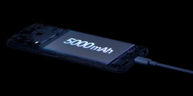 В смартфонах OPPO мощный аккумулятор и быстрая зарядка