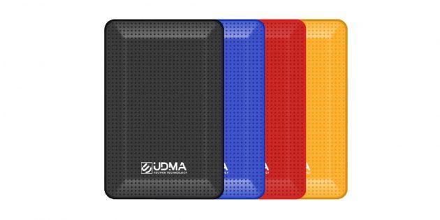 Внешний жёсткий диск Udma U1