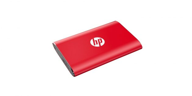 Внешний жёсткий диск HP P500