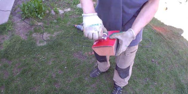 Как сделать тандыр своими руками: Сделайте зольник
